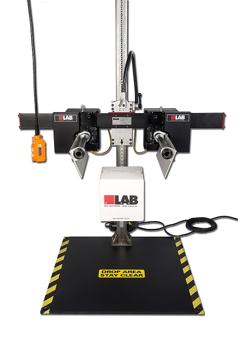 Elstar Elektronic AG - LAB - Drop Test Systems - AccuDrop™ 125